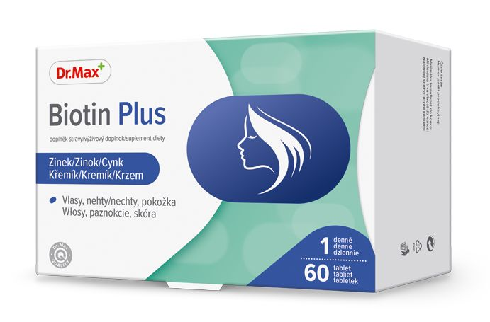 Dr.Max Biotin Plus 60 tablet