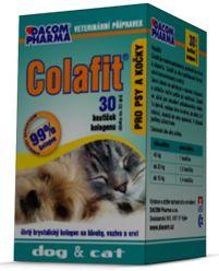 Colafit Pro psy a kočky 30 kostiček