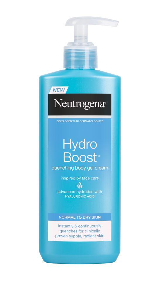 E-shop Neutrogena Hydro Boost Tělový krém 400 ml