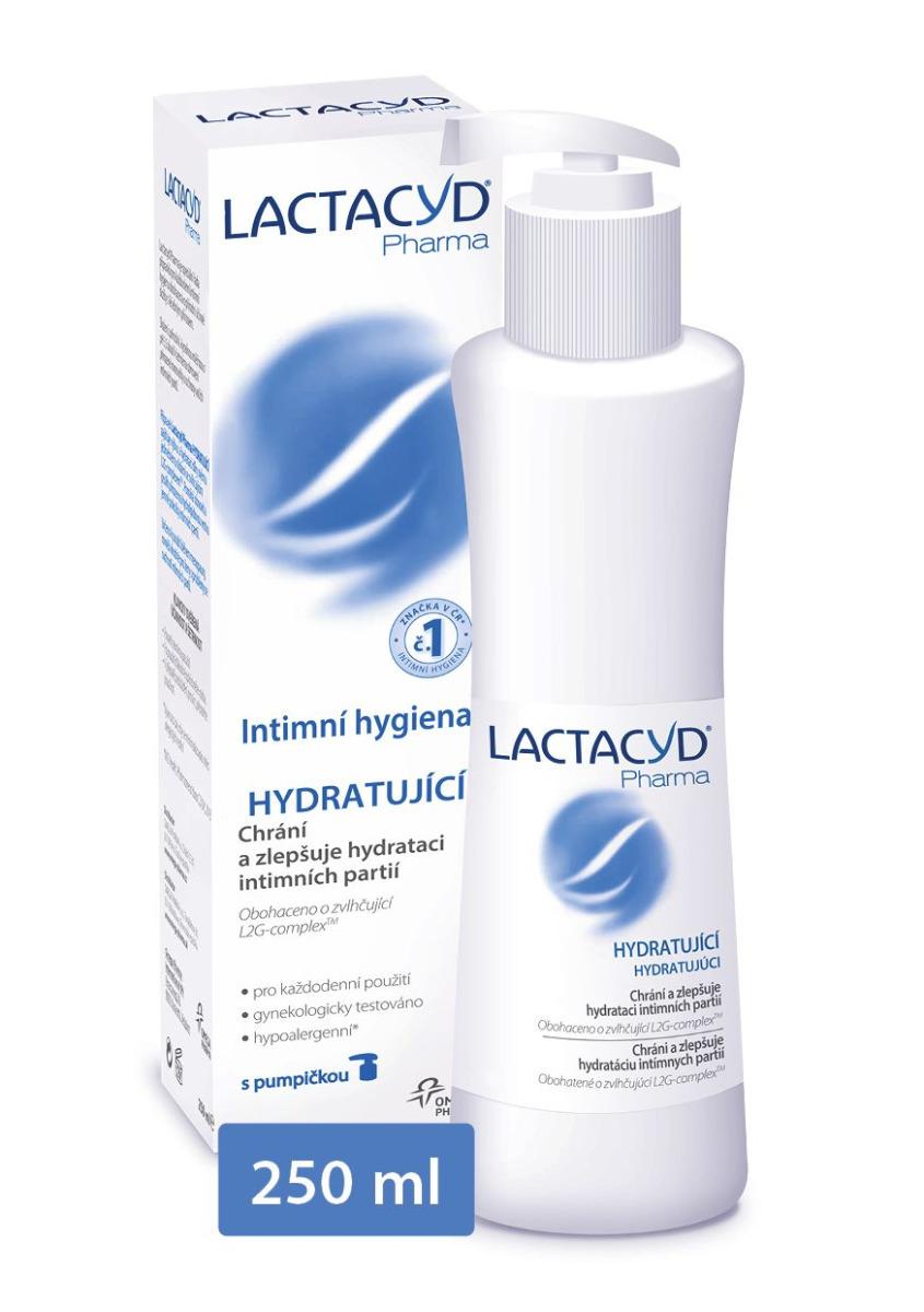 E-shop Lactacyd Pharma Hydratující 250 ml