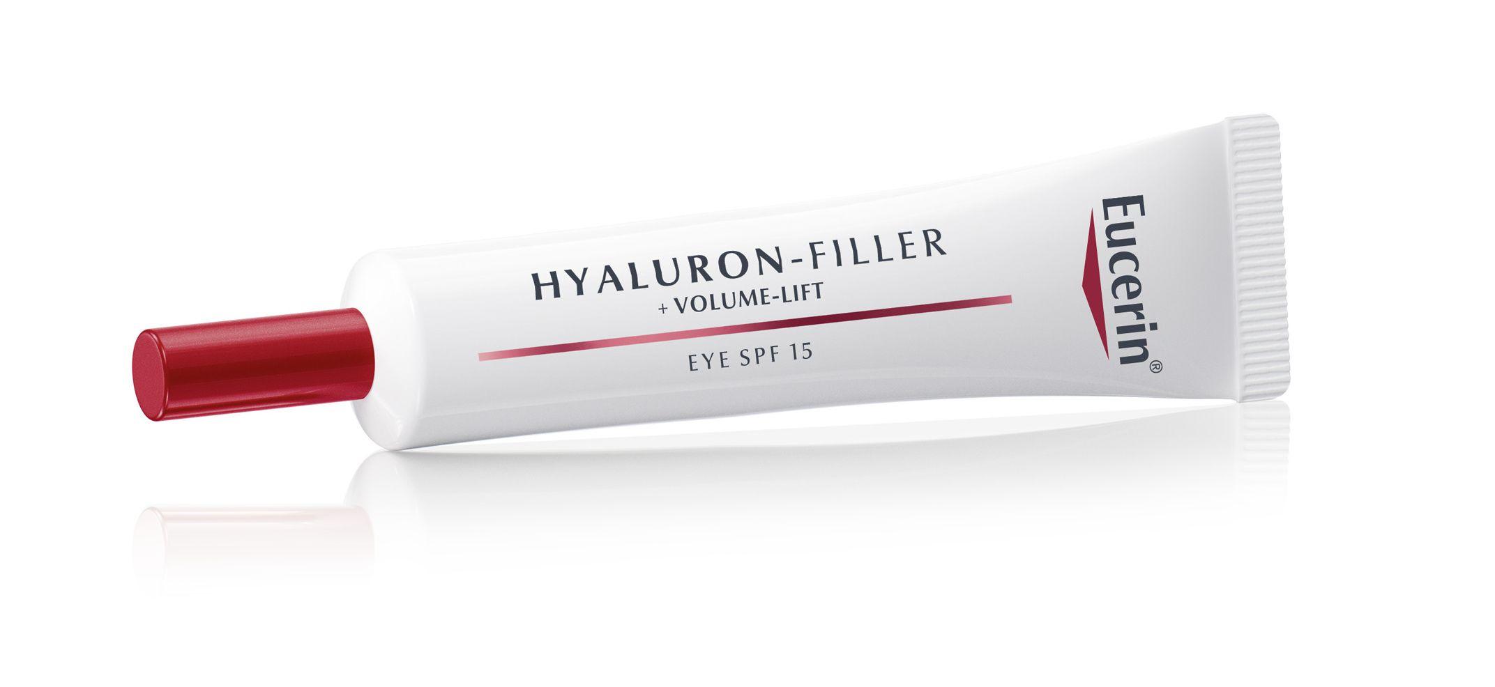 Eucerin Hyaluron-Filler + Volume-Lift oční krém 15 ml