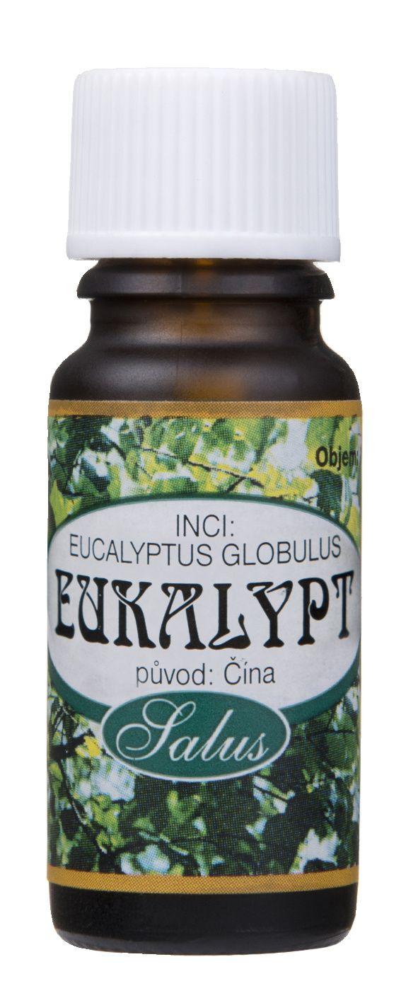 Salus 100% přírodní esenciální olej Eukalypt 10 ml