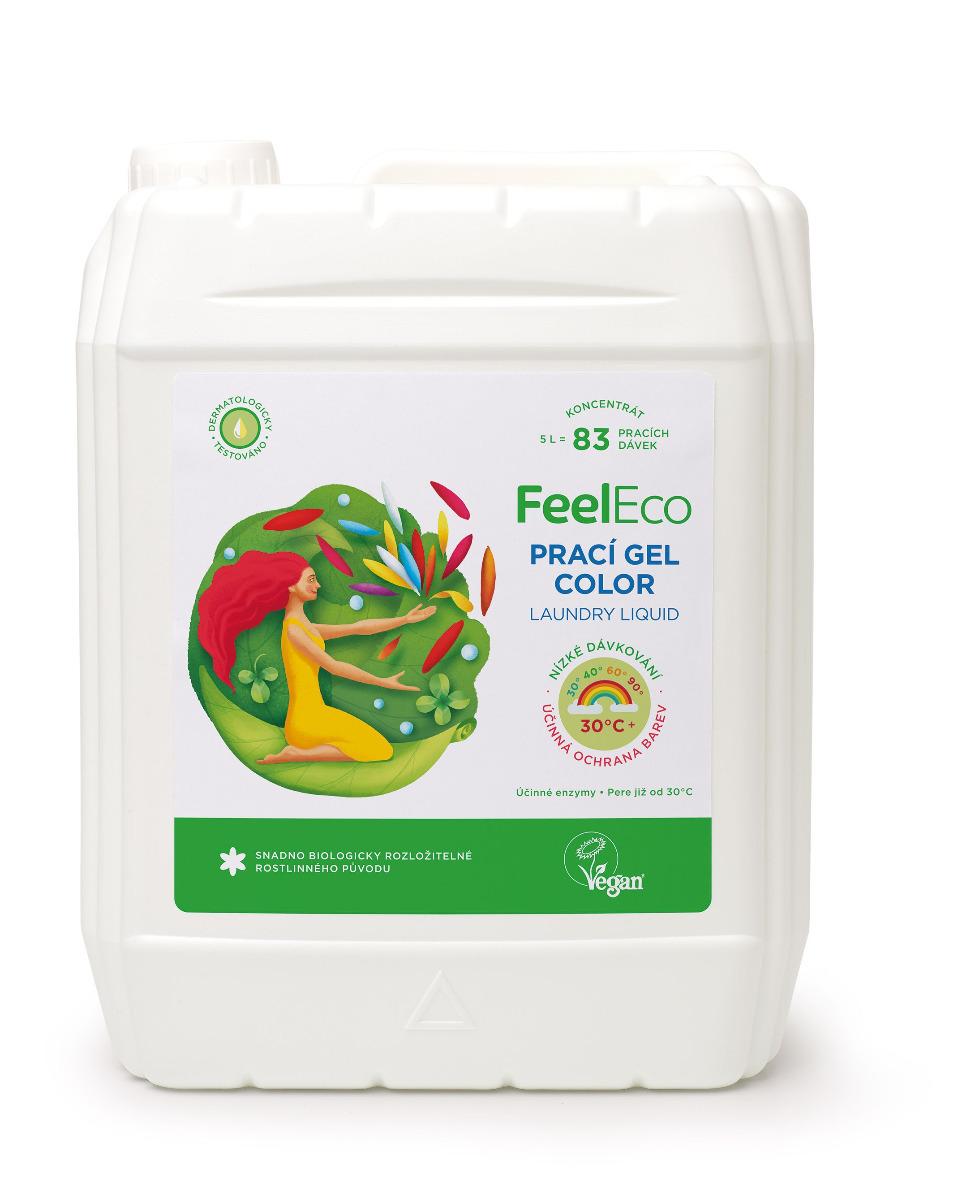 Feel Eco Prací gel color 5 l