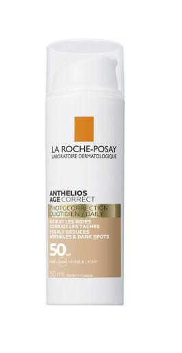 La Roche-Posay Anthelios Age Correct SPF50 tónovaný krém 50 ml