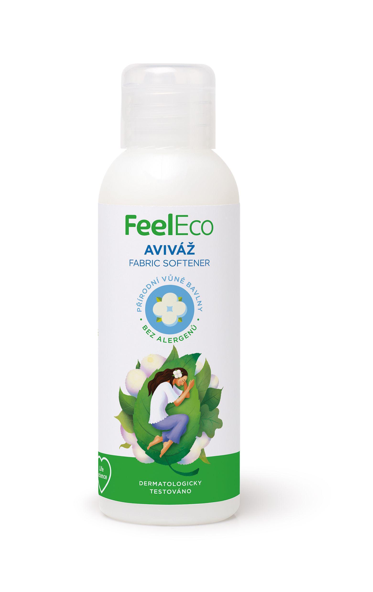 Feel Eco Aviváž s vůní bavlny 100 ml