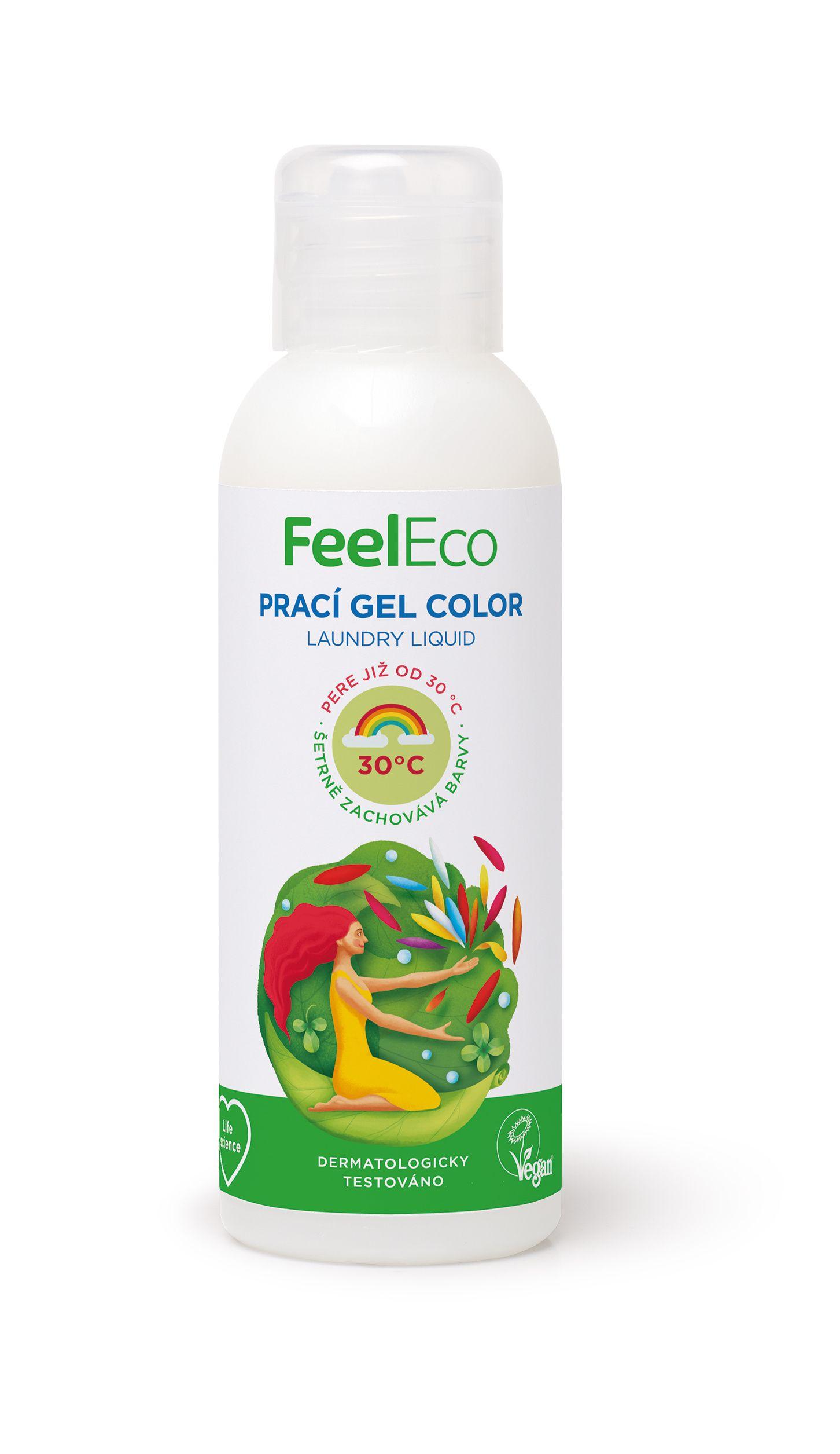 Feel Eco Prací gel color 100 ml