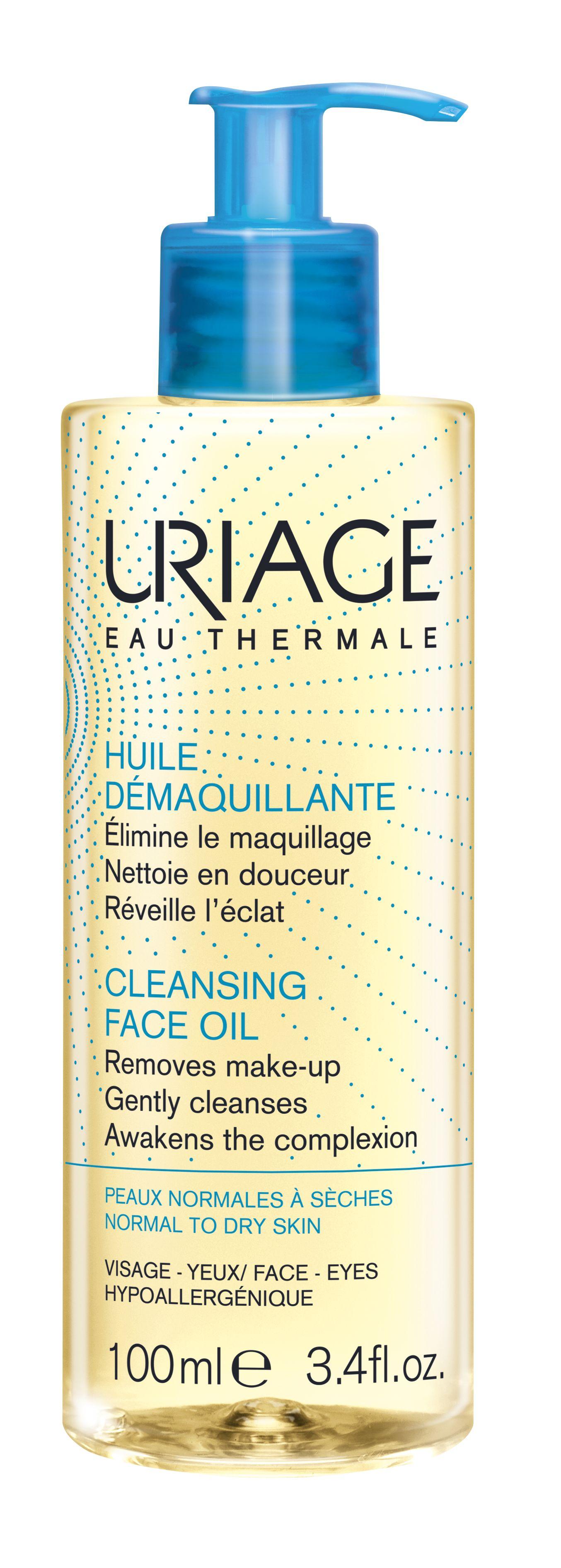Uriage Hygiena Odličovací olej 100 ml