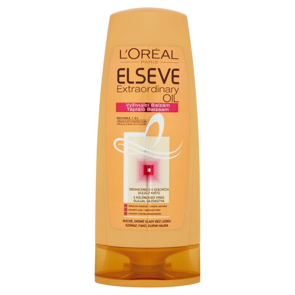 Loréal Paris Elseve Extraordinary Oil vyživující balzám na suché vlasy 200 ml