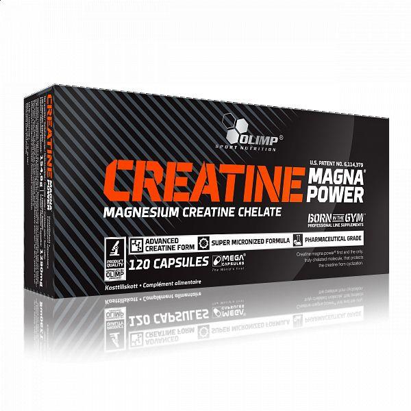 Olimp Creatine Magna Power 120 kapslí