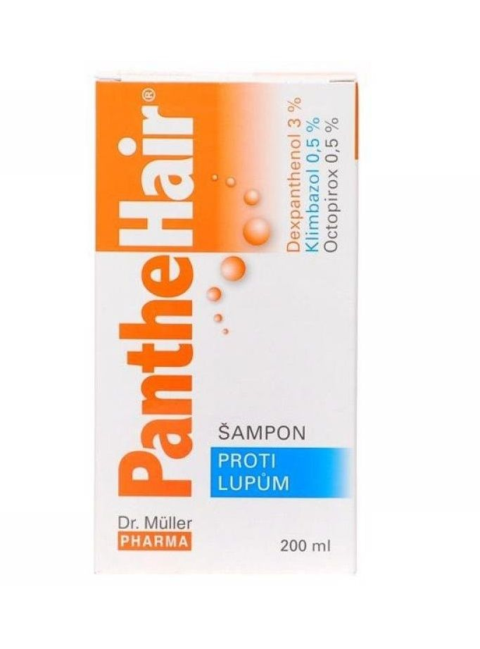 Dr. Müller Panthehair Šampon proti lupům 200 ml