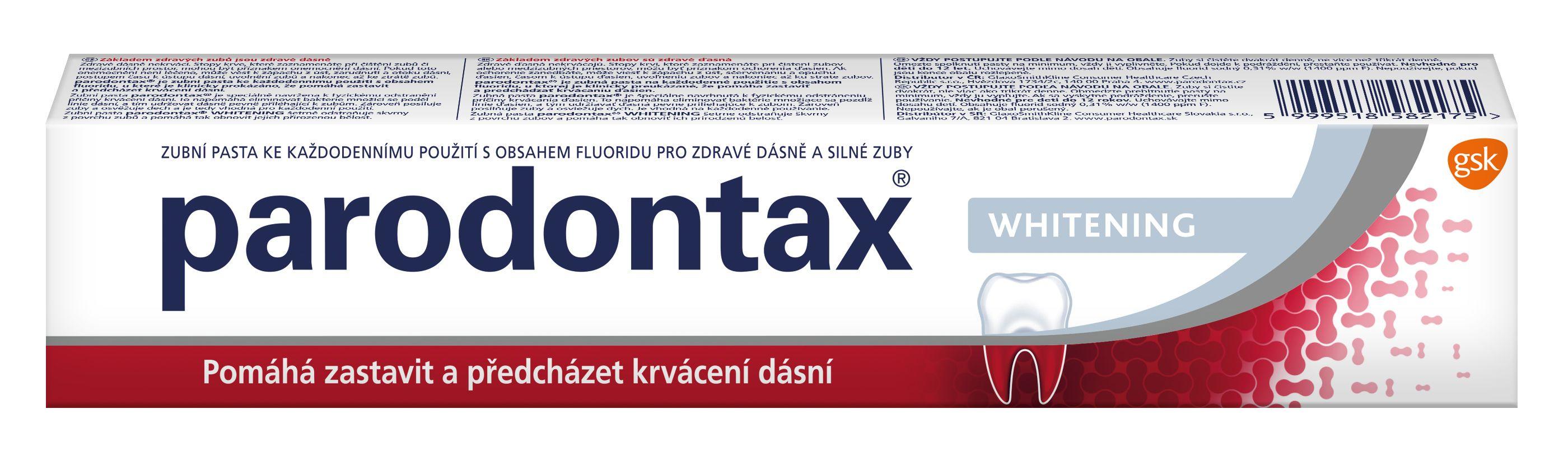 Parodontax Whitening zubní pasta 75 ml