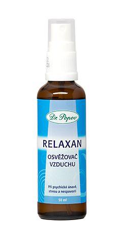 Dr. Popov Relaxan osvěžovač vzduchu 50 ml