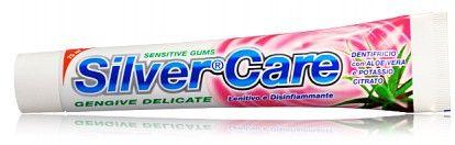 Silver care Zubní pasta pro citlivé dásně 75 ml