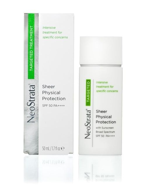 Neostrata Sheer Physical Protection Spf 50 Pa++++