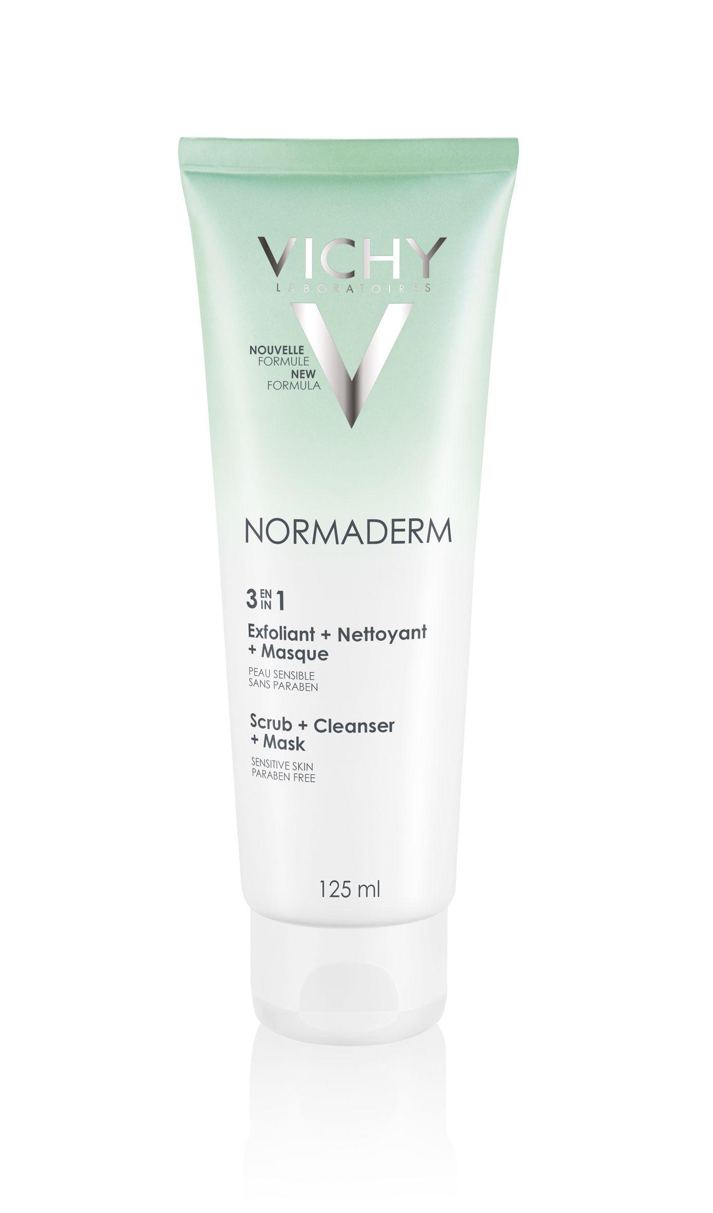 Vichy TRI-ACTIV Cleanser čištění pleti 125 ml