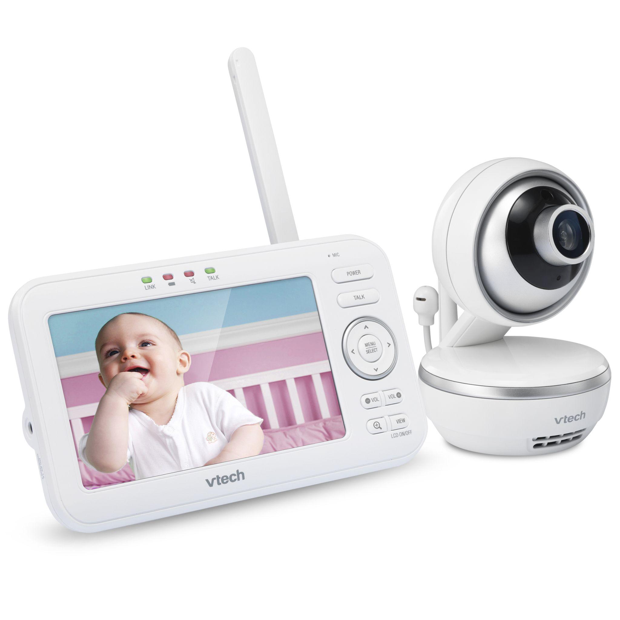 VTECH VM5261 Dětská video chůvička s pozorovacím úhlem 270°